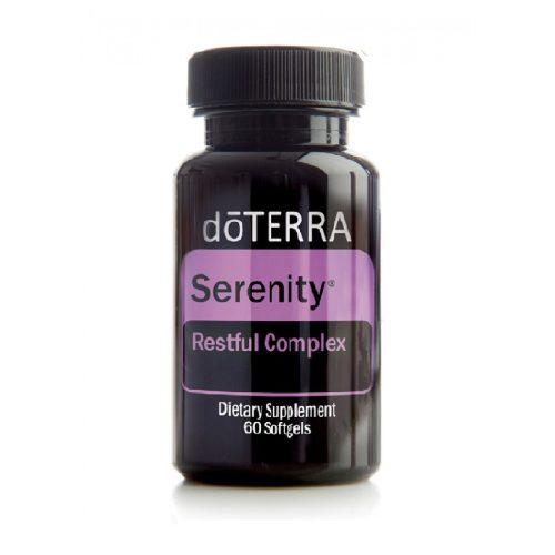 dōTERRA Serenity™ Pihentető Keverék Softgels 60 db