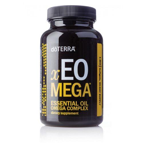 dōTERRA xEO Mega® Illóolaj Omega Komplex 120 db