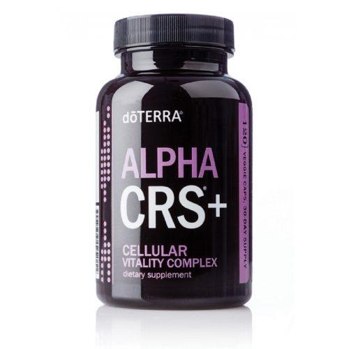dōTERRA Alpha CRS®+ Sejtvitalitás komplex 120 db