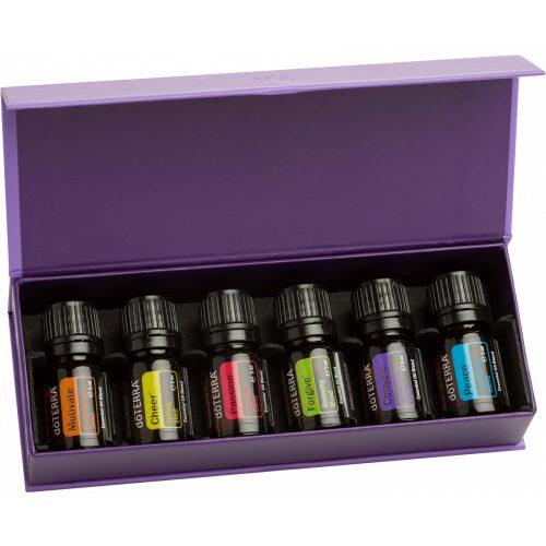 dōTERRA Essential Aromatics™ rendszer