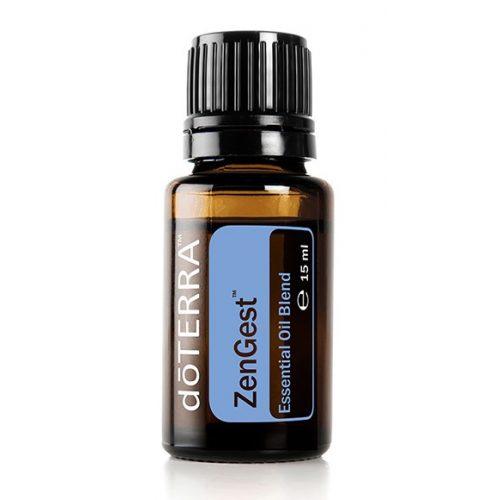 dōTERRA ZenGest™ Emésztőrendszeri esszenciális illóolaj-keverék 15 ml