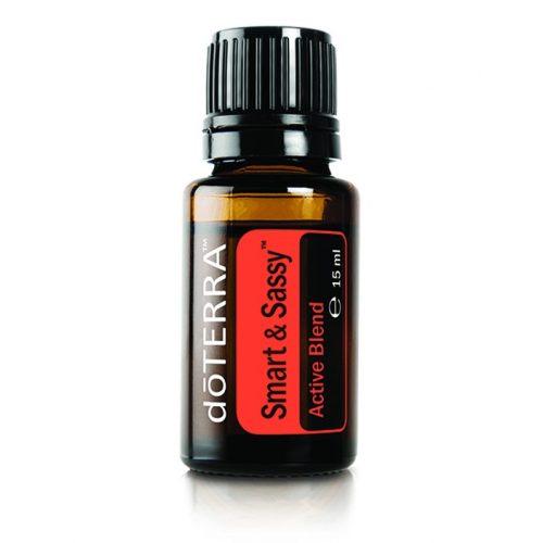 dōTERRA Smart & Sassy® Aktív esszenciális illóolaj-keverék 15 ml