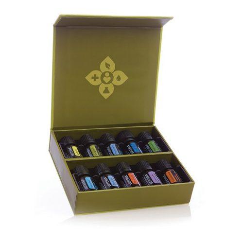 dōTERRA Family Essentials Kit - Családi Csomag 10x5 ml