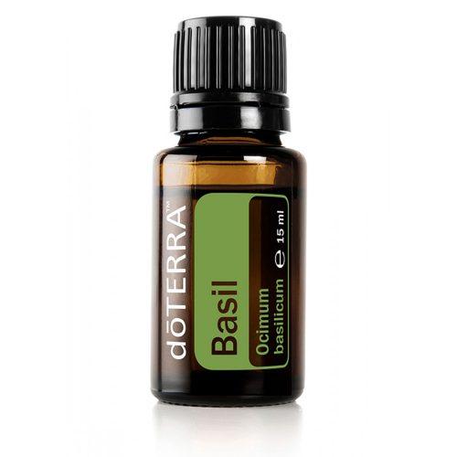 dōTERRA Bazsalikom (Basil) esszenciális illóolaj 15 ml