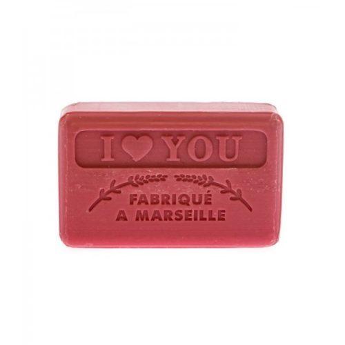 """Marseillaise """"I Love You"""" szappan 125 g"""