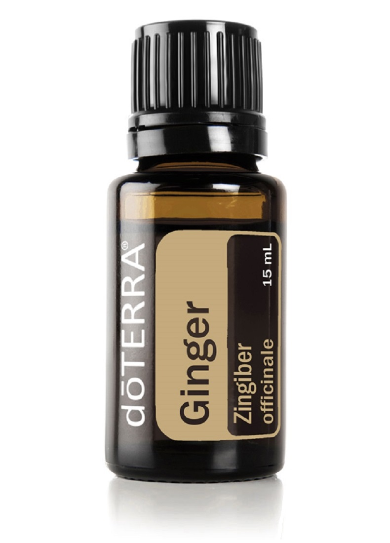 dōTERRA Gyömbér (Ginger)