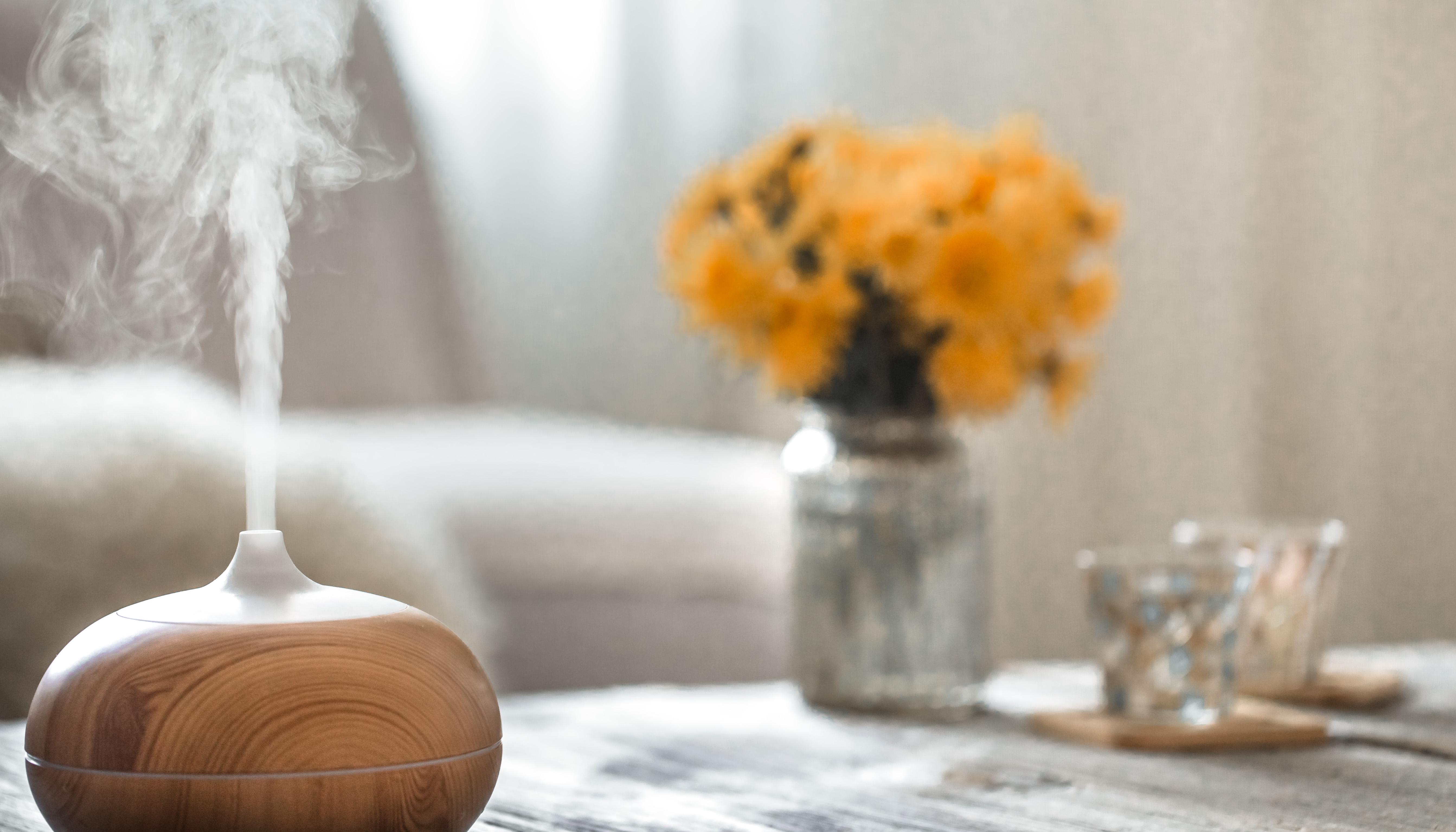 Illóolajok a lakás levegőjének fertőtlenítésére